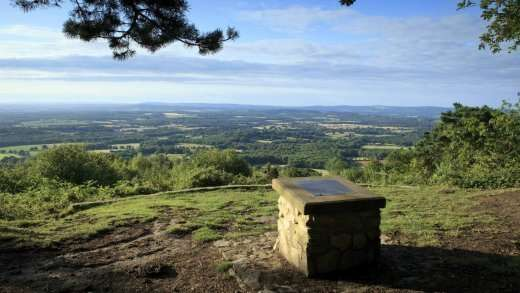 July 23rd – Blackdown Hill Hike & Country Crafts